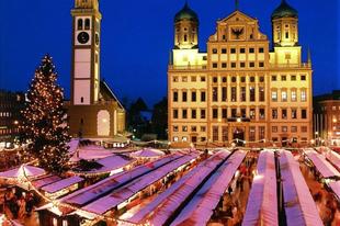 Karácsonyi vásárok Európában