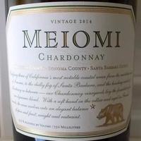 Tegnap ittam - Meiomi Wines Chardonnay 2014