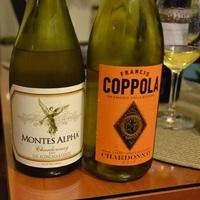 Nemzetközi chardonnay-kitekintés – Coppola és Montes Alpha