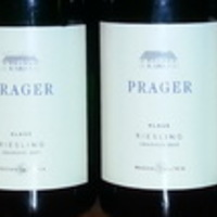 Prager Riesling Smaragd Klaus-vertikális (2011-1997)