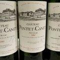 VinCE: Château Pontet-Canet vertikális 2001-2011