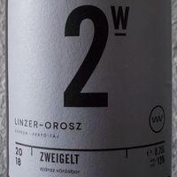 Tegnap ittam - Linzer-Orosz Zweigelt 2018