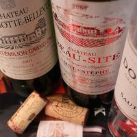 Hárman Bordeaux-ból