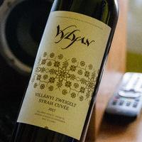 Karanténborozás – Vylyan Zweigelt-Syrah Cuvée 2017