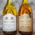 Aszút az asztalra - Hétszőlő 5 Puttonyos Aszú 2008 és 2013