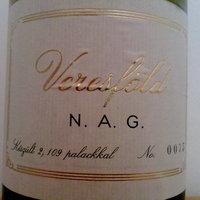 N.A.G. Veresföld Chardonnay 2010