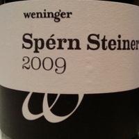 Weninger: Spérn Steiner Kékfrankos 2009