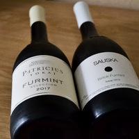 Egy pár furmint – Patricius és Sauska