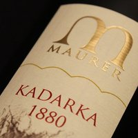 Maurer Kadarka 1880 2011