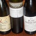 Wine Shock kékfrankos kóstoló - Ausztria vs Magyarország