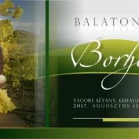 Balatonfüredi Borhetek 2017