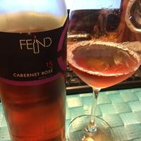 Tegnap ittam – Feind Cabernet Rosé 2015