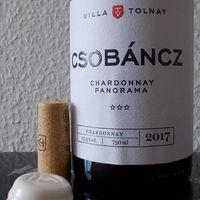 Tegnap ittam - Villa Tolnay Panorama Chardonnay 2017
