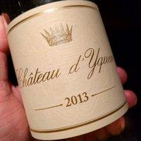 Wineporn: Château d'Yquem újrázás