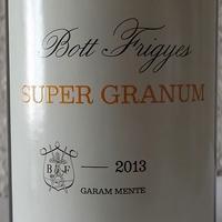Itt van a nagy fehér - Bott Frigyes Super Granum 2013