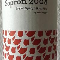 Tegnap ittam - Weninger Sopron 2008