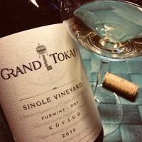 Tegnap ittam – Grand Tokaj Kővágó Furmint 2015