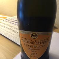 Napokig ittam – Conegliano Valdobbiadene Prosecco Superiore DOCG 2015