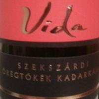 Vida: Szekszárdi Öregtőkék Kadarkája 2011