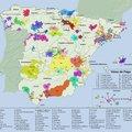 Rejtőzködő borvidékek: Spanyol különkiadás I. - 6 borvidék, 6 bor