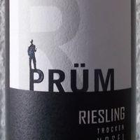 Tegnap ittuk - R. Prüm Mosel Riesling Trocken 2016 (Aldi)