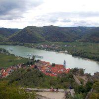 Ausztriai kalandozások II. - Weingut Stift Göttweig és wachau-i csodák