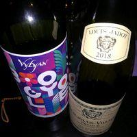 Tegnap ittam - Bogyólé és Beaujolais