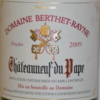 Még egy Chateauneuf a Tesco-ból