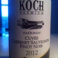 Egy Hét Alföld – Koch Cabernet Sauvignon/Pinot Noir 2012