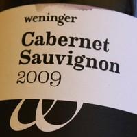 Weninger Cabernet Sauvignon 2009