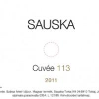 Tetten érhető fejlődés – Sauska 113