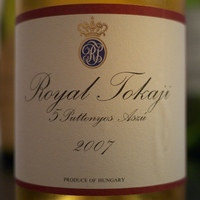 Royal Tokaji: 5 puttonyos aszú 2007.