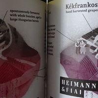 Új utakon - Heimann & Fiai Szekszárd Kadarka 2018 és Szekszárd Kékfrankos 2018