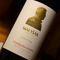 Tegnap ittam – Matyšák Frankovka Modrá 2017