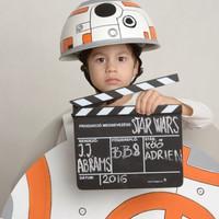 Az erő legyen veled - Star Wars fotózás Köő Adriennel