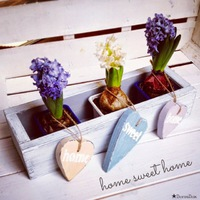 Kezdd korán a tavaszi készülődést - Készíts virágtartó ládát lécből