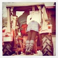 Traktoros lány leszek idén!