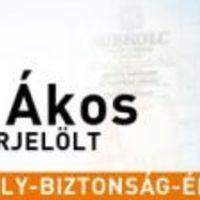 Szegeden és Miskolcon ugyanaz a szlogen...