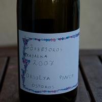 Orsolya Pince Görbesoros Kadarka 2007
