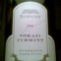 2006 Tokaji Furmint - Patricius Borház