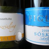 Figula Balatonszőlősi Olaszrizling 2006