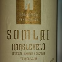 Hollóvár Pincészet Somlai Hárslevelű 2007
