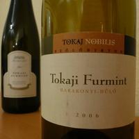 Tokaj Nobilis Furmint Barakonyi-dűlő 2006