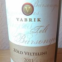 Etyeki Zöld Veltelini 2011