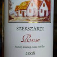 Dúzsi Tamás Szekszárdi Rose 2008