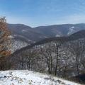2012. február 8. Perőcsény - Holló-kő - Kilátó-bérc - Magas-hídi-rét - Rakodó - Csóványos - Diósjenő