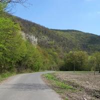 A Kemence-patak völgye