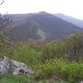 2011. április 9. Perőcsény - Holló-kő - Szimandli - Hamuház - Kőkorsó - Csóványos - Foltán-kereszt - Bárány-bérc - Diósjenő