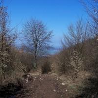 2010. április 3. Perőcsény - Holló-kő - Szarvas-kő - Kuruc-bérc - Hanák-kút - Nagy-Hideg-hegy - Nagy-Inóc - Szép-bérc - Kóspallag
