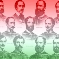"""Kossuth Lajos: """"Legyenek a szentemlékű vértanúk megáldottak poraikban"""